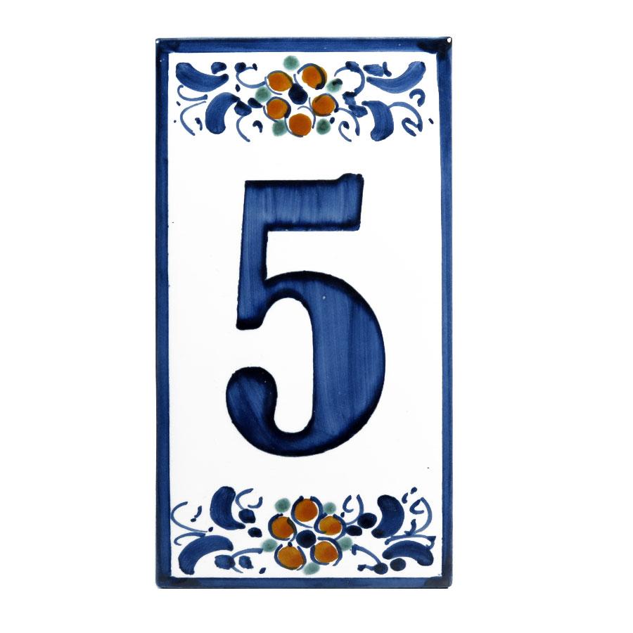 Civico Numero 5